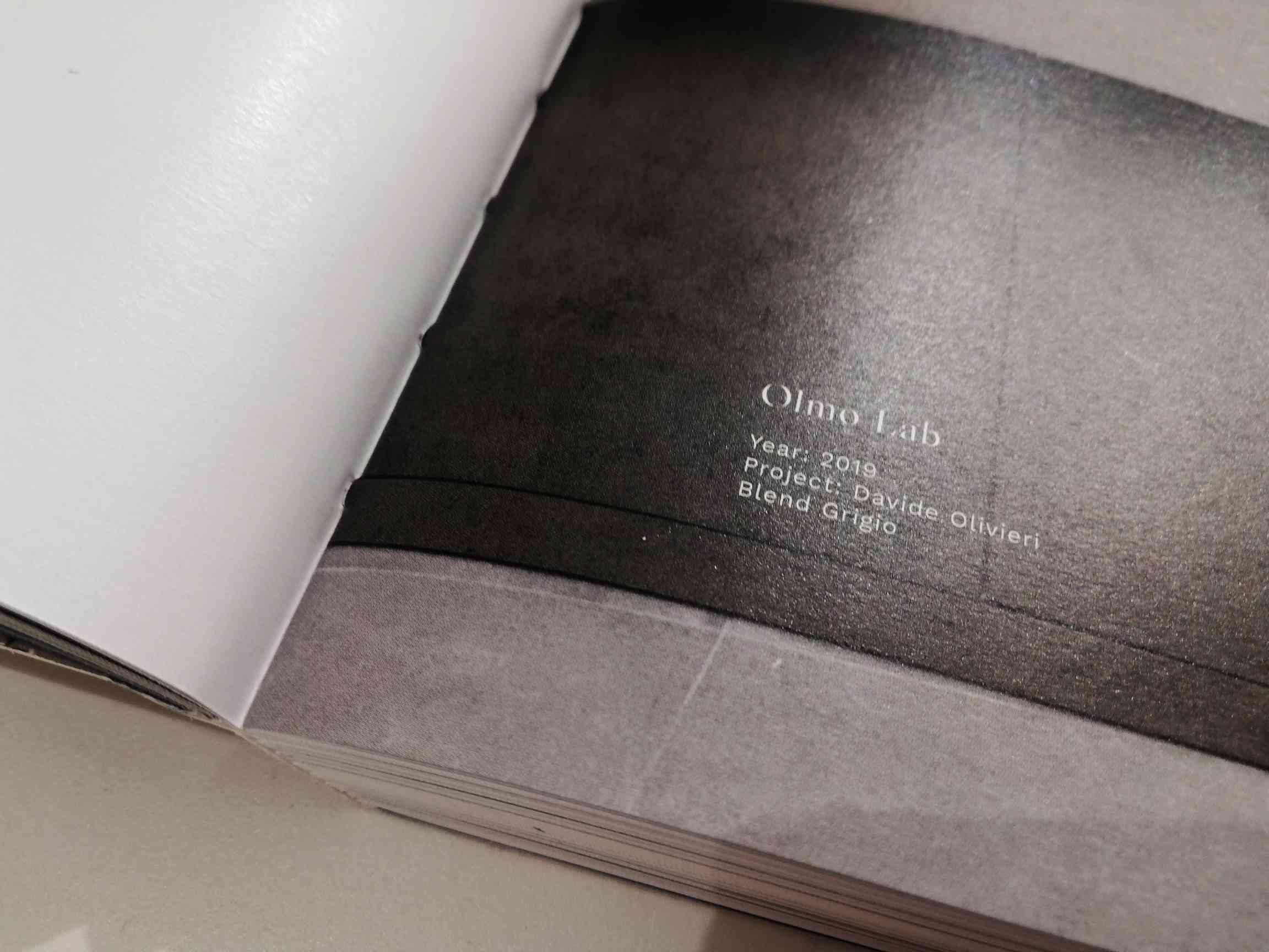Copertina catalogo Olivieri ceramiche - Laminam