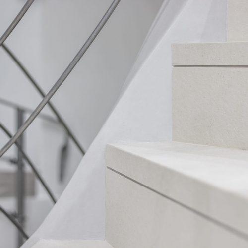 Scala in gres porcellanato abk - Olivieri Ceramiche